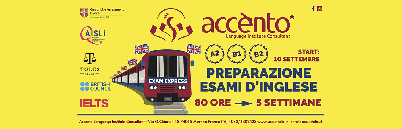 EXAM EXPRESS SETTEMBRE
